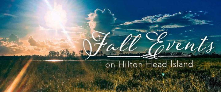 Fall Events on Hilton Head Island