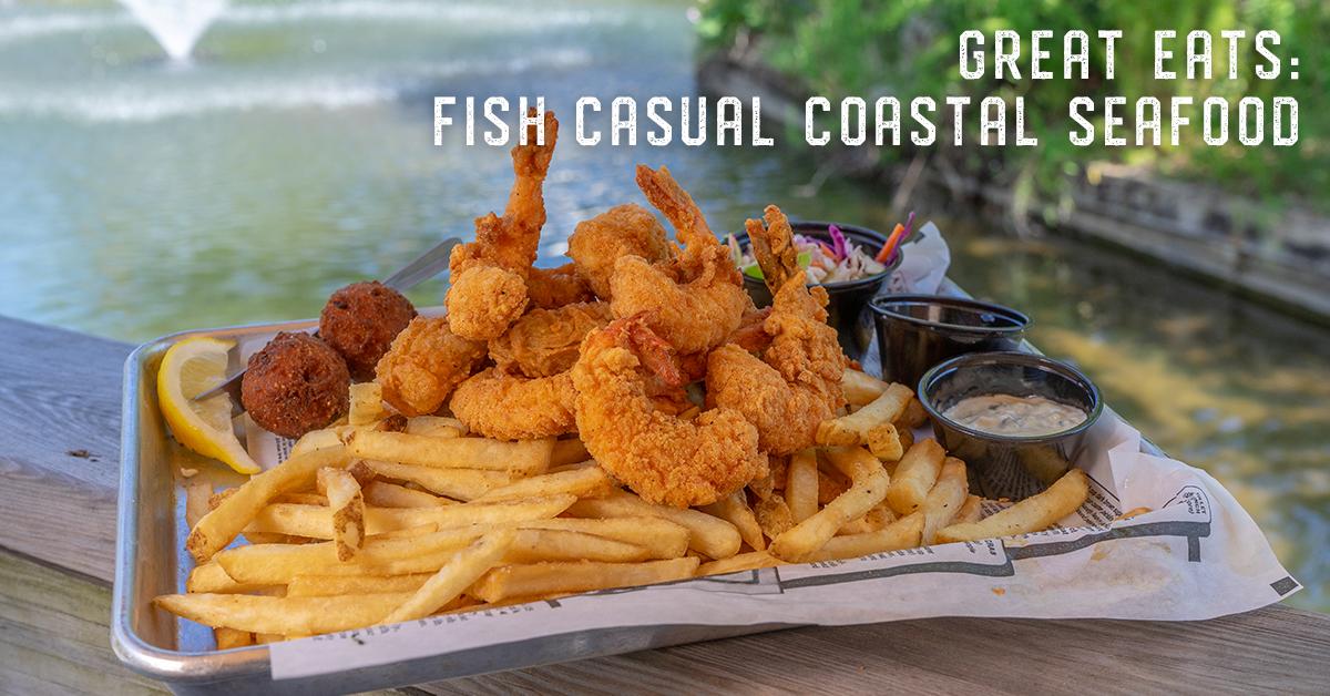 Great Eats On Hilton Head Island – FISH
