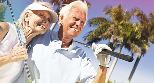Palmera Vacation Club invites you to perfect your golf swing